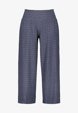 Trousers - schiefergrau