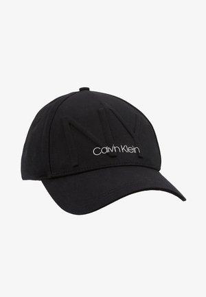 NY SHAPED - Cap - black
