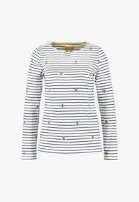 Tom Joule - HARBOUR PRINT - Långärmad tröja - cream - 4