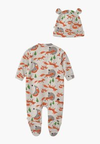 The Bonnie Mob - CYPRESS SET UNISEX - Baby gifts - grey/brown - 1