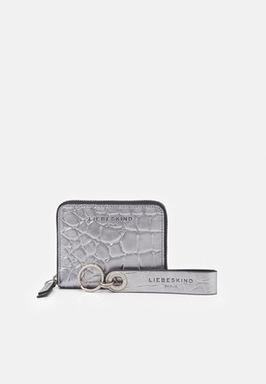 BUNDLE CROCO SET - Keyring - silver lead