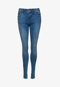 Superdry - CASSIE  - Jeans Skinny Fit - american blue - 4