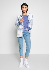 Gap Tall - AUTH BOXY TEE - Long sleeved top - larkspur - 1