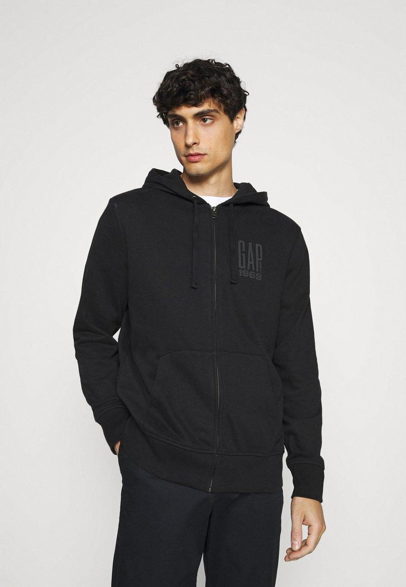 GAP - Zip-up hoodie - moonless night