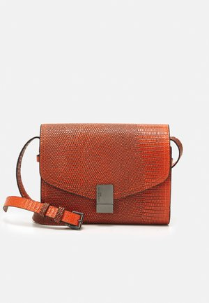 CROSSBODY S - Across body bag - brillant orange