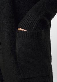 CAPSULE by Simply Be - COSY EDGE  - Cardigan - black - 5