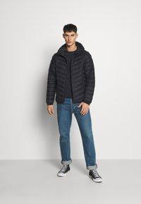 Hollister Co. - Winter jacket - black - 1