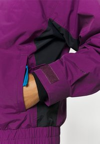 Columbia - BUGABOO 1986 INTERCHANGE 2 IN 1 JACKET - Outdoor jacket - plum/black/fjord blue - 5