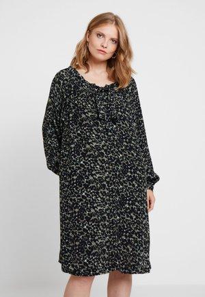 NOOR DRESS - Day dress - khaki