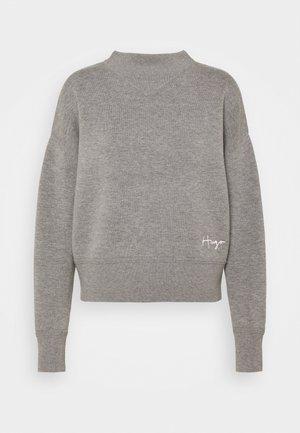SIDALIA - Jumper - medium grey