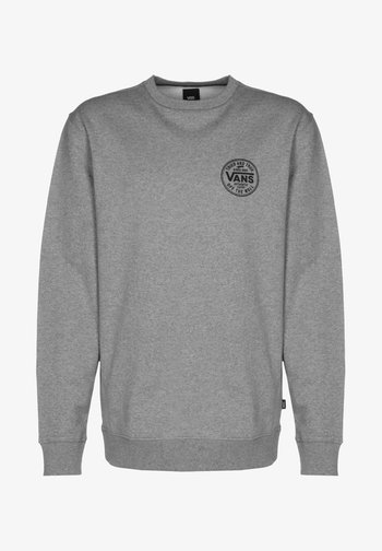 Pullover - cement heather