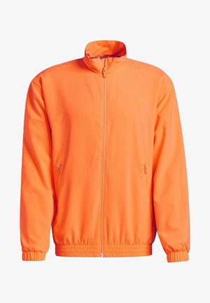 3-STRIPES GEWEVEN  - Training jacket - orange