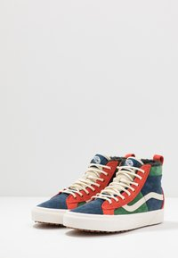 Vans - UA SK8-HI 46 MTE DX - Sneaker high - fairway/gibraltar sea - 2