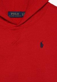 Polo Ralph Lauren - HOOD - Mikina skapucí - red - 4
