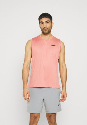 DRY TANK - Top - canyon rust/rust pink