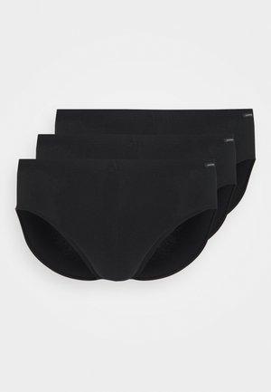 3 PACK - Figi - schwarz