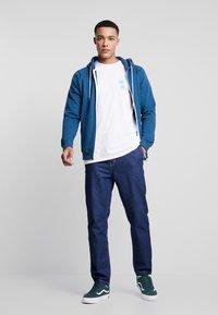 Quiksilver - EVERYDAYZIP - Zip-up sweatshirt - majolica blue - 1