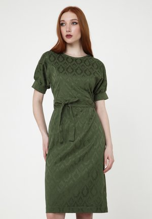 ANKARA - Shift dress - grün