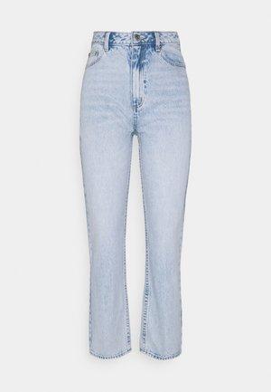 MIREA  - Jeans straight leg - light blue stone wash