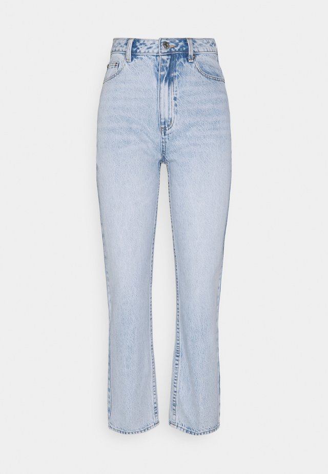 MIREA  - Straight leg jeans - light blue stone wash