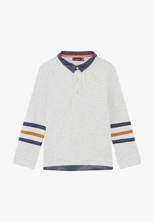 Poloshirt - gray