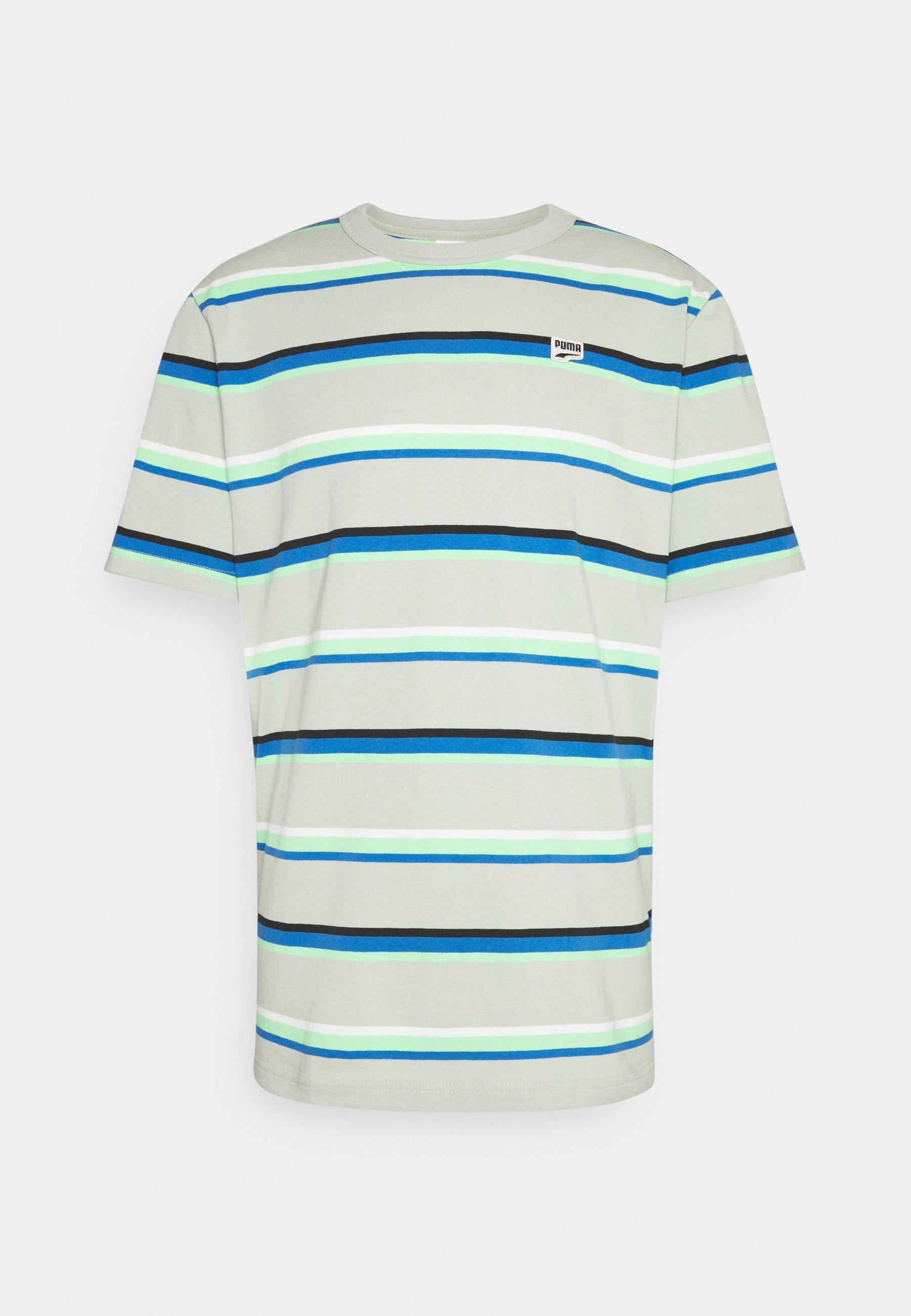 Homme DOWNTOWN TEE - T-shirt imprimé
