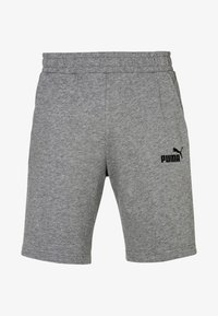 Puma - ESSENTIALS   - Shorts - grey - 0