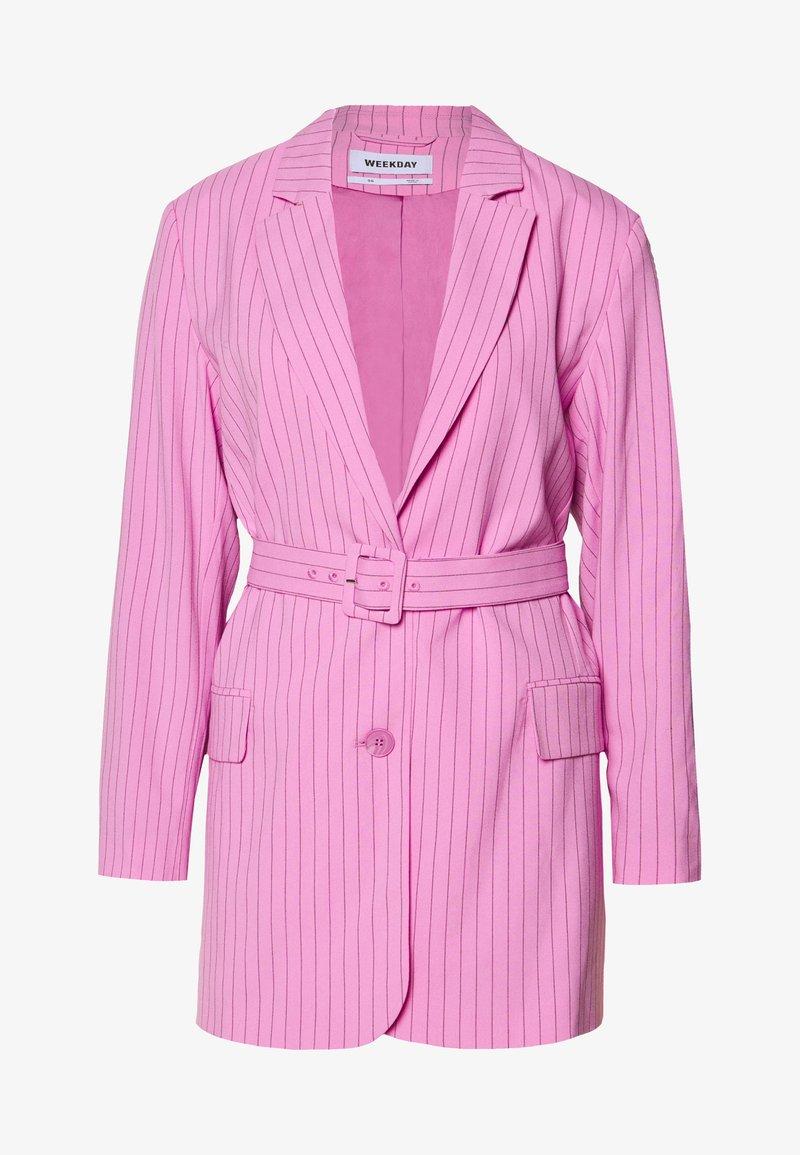 Weekday - JEAN - Abrigo corto - pink