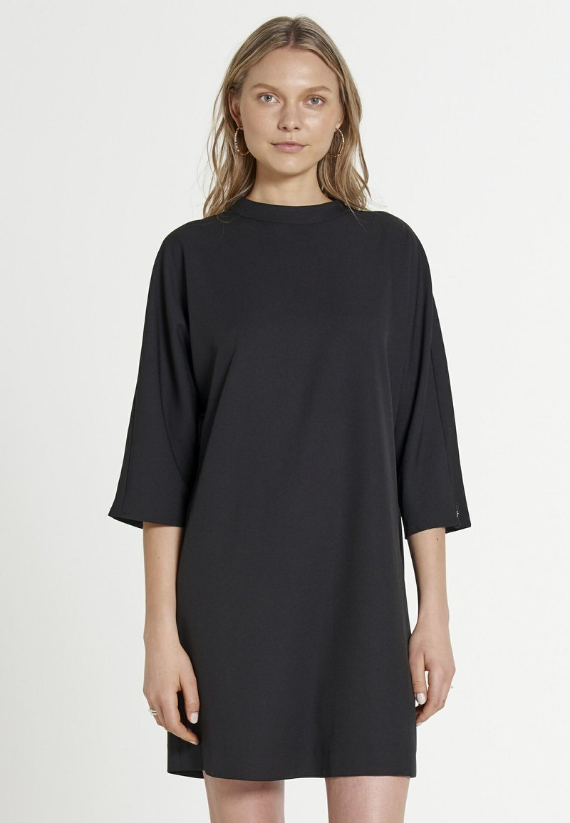 Jascha Stockholm - VOX MAROCAIN - Korte jurk - black