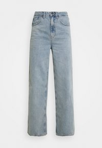 EMBROIDERED PUDDLE  - Relaxed fit jeans - summer vintage