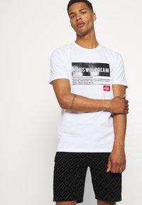 Kings Will Dream - TAYPORT TEE - Print T-shirt - white - 4