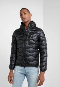 Blauer - Down jacket - black - 0