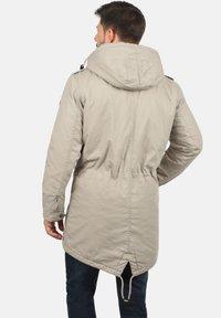 Solid - DARNELL - Winter coat - sand - 1