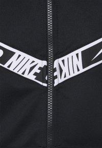 Nike Sportswear - Vetoketjullinen college - black/black/white - 2