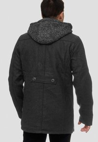 INDICODE JEANS - Short coat - anthracite - 2
