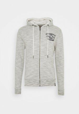 Zip-up hoodie - antik wihe mile
