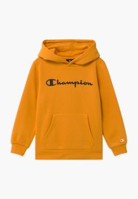 Champion - LEGACY AMERICAN CLASSICS HOODED - Hoodie - yellow - 0