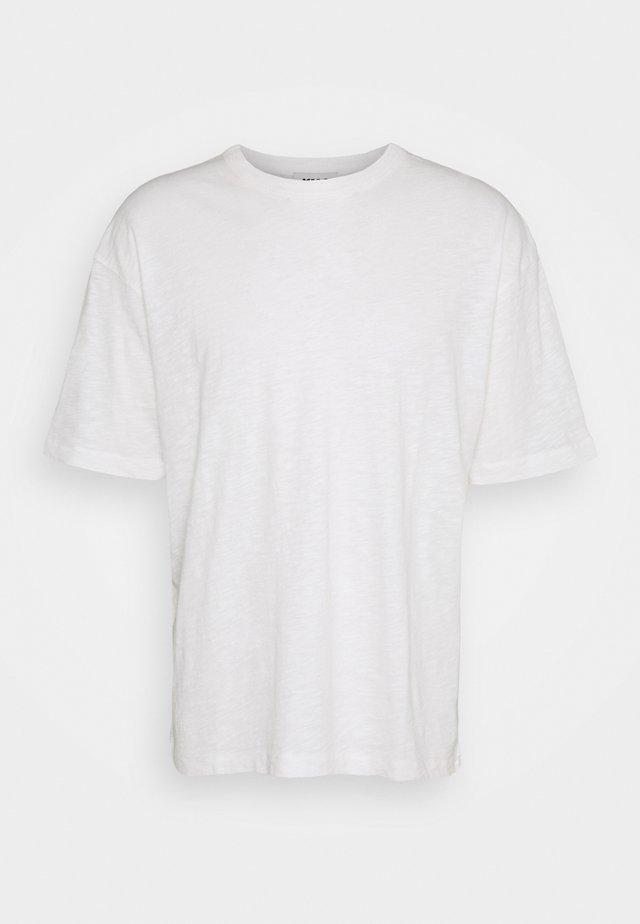TRIPLE - T-shirt basique - ecru