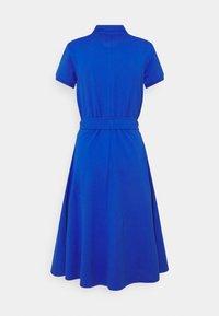 Polo Ralph Lauren - STRETCH - Day dress - new iris blue - 1