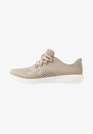 LITERIDE PACER  - Sneakersy niskie - cobblestone/white