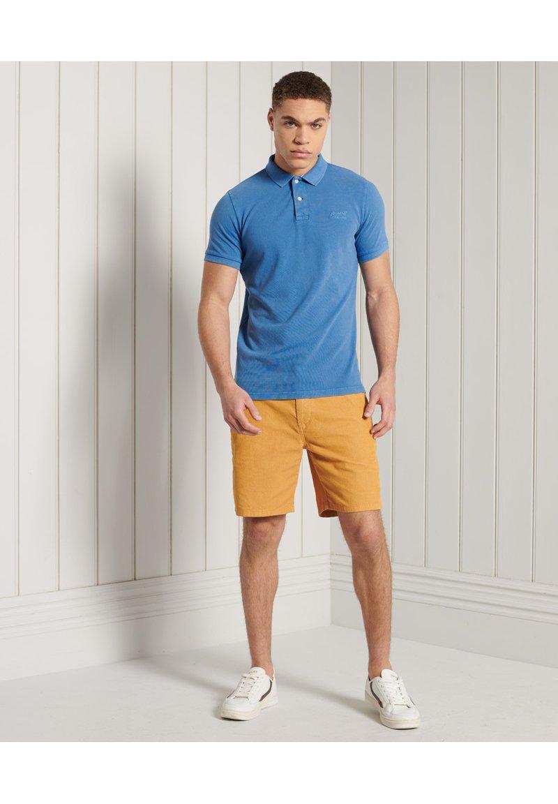 Superdry - Polo shirt - heraldic blue