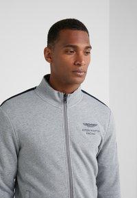 Hackett Aston Martin Racing - Kardigan - mottled grey - 4