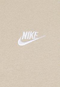 Nike Sportswear - CLUB HOODIE - Collegepaita - grain - 6