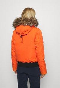 Superdry - EVEREST SNOW - Skijakke - havana orange - 2
