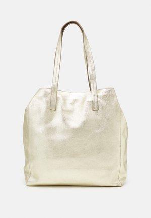 Tote bag - gold-coloured