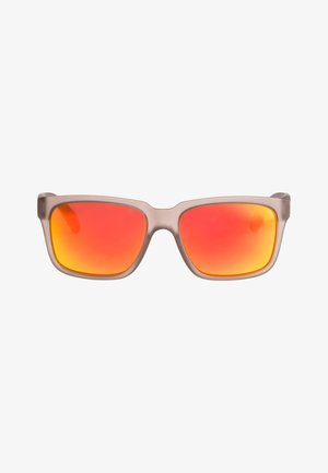 GAFAS DE SOL - Sonnenbrille - matte crystal sand / ml orange