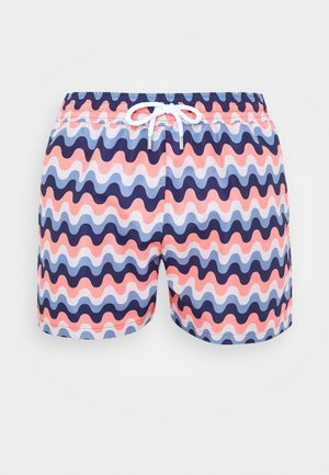 SPORT COPACABANA - Swimming shorts - coral/navy