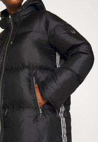MICHAEL Michael Kors - LOGO TAPE ECO PUFFER - Down jacket - black - 7