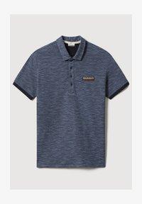 Napapijri - Polo shirt - blu marine - 5