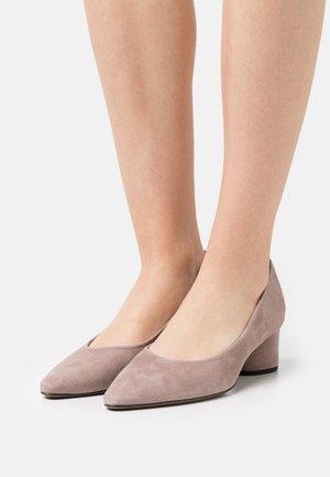 SINA - Classic heels - mauve